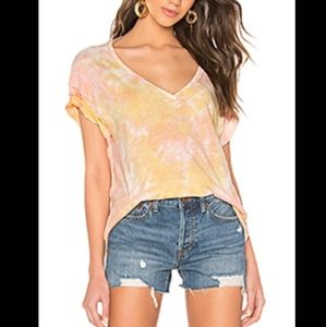 SALE TODAY ONLY Free People All Mine Tie Dye Tee